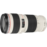 Canon EF 70-200 mm f/4.0L USM černý/bílý