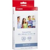 Canon KP36IP pro termosublimační tiskárny,10x15, 36 listů bílý