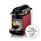 DeLonghi Nespresso Pixie EN125R černé/červené