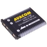 Avacom Olympus Li-40B/Li-42B/Fujifilm NP-45/Nikon EN-EL10 Li-ion 3,7V 740mAh