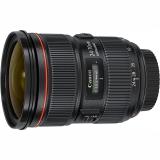 Canon EF EF 24-70mm f/2.8  černý