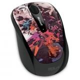 Microsoft Wireless Mobile Mouse 3500 Artist McClure