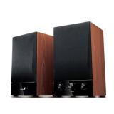 Genius SP-HF1250B 2.0 černá/imitace dřeva
