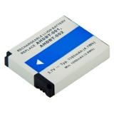 Avacom GoPro AHDBT-001, AHDBT-002 3.7V 1100mAh bílá