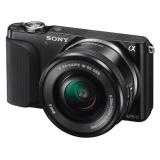 Sony NEX-3NLB, černý + objektiv SELP1650