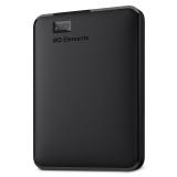 Western Digital Elements Portable 1TB černý