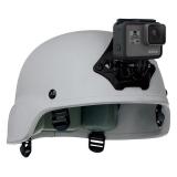 GoPro na helmu černý