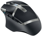 Logitech Gaming G602 Wireless černá