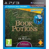 Sony PlayStation 3 MOVE Wonderbook: Book of Potions CZ