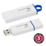 Kingston DataTraveler G4 16GB modrý
