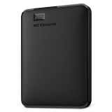 Western Digital Elements Portable 750GB černý