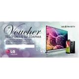 Voucher LG G2 telefon