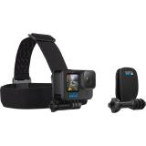 GoPro Head Strap + QuickClip  černý