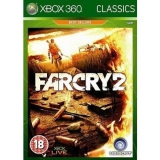 Ubisoft Xbox 360 Far Cry 2 Classics