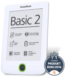 Pocket Book 614 Basic 2 bílá