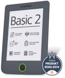 Pocket Book 614 Basic 2 šedá