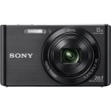 Sony Cyber-shot DSC-W830B černý