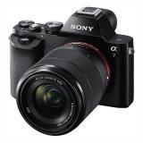 Sony Alpha 7 + FE 28-70 OSS černý