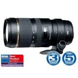 Tamron SP 70-200mm F/2.8 DI VC USD pro Nikon černý
