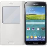 Samsung S-View pro Galaxy S5 (EF-CG900B) bílé