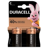 Duracell Basic C, LR14, blistr 2ks