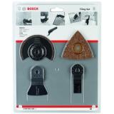 Bosch 4dílná pro oscilační brusky