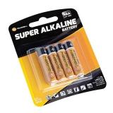 GoGEN SUPER ALKALINE AAA, LR03, blistr 4ks
