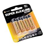 GoGEN SUPER ALKALINE AA, LR06, blistr 4ks