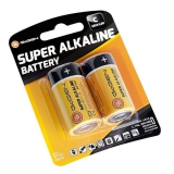 GoGEN SUPER ALKALINE C, LR14, blistr 2ks