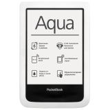 Pocket Book Aqua 640 bílá