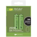 GP ReCyko+ AA, HR06, 2500mAh, Ni-MH, krabička 2ks