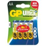 GP Ultra Plus AA, blistr 4ks