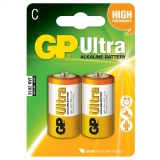 GP Ultra C, LR14, blistr 2ks