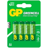 GP Greencell AA, R06, blistr 4ks