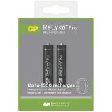 GP ReCyko+ Pro AAA, HR03, 800mAh, Ni-MH, krabička 2ks