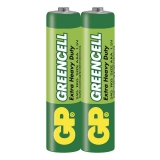 GP Greencell AAA, R03, fólie 2ks