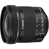 Canon EF-S 10-18mm f/4.5-5,6 IS STM černý