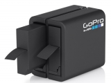 GoPro Dual Battery Charger (for HERO4) černé