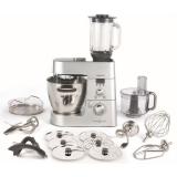 Kuchyňský robot Kenwood Cooking Chef KM096 stříbrný