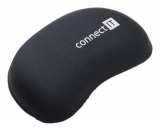Connect IT zápěstní před myš černá