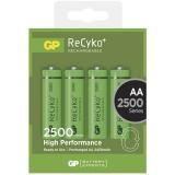 GP ReCyko+ AA, HR06, 2500mAh, Ni-MH, krabička 4ks