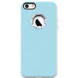Aprolink Yum Macaron Swarovski CrystalRing pro iPhone 5s modrý