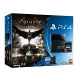 Sony PlayStation 4 500GB + hra Batman Arkham Knight černá