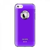 Aprolink Handmade Swarovski Crystal Ring pro iPhone 5s fialový