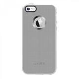 Aprolink Luminous Aluminum Ring Case pro iPhone 5s šedý