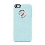 Aprolink Yum Macaron Case pro iPhone 5s modrý