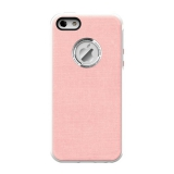 Aprolink Yum Macaron Case pro iPhone 5s růžový