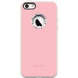 Aprolink Yum Macaron Swarovski CrystalRing pro iPhone 5s růžový
