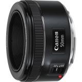 Canon EF 50mm f/1.8 STM černý