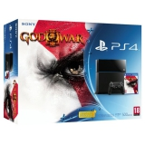 Sony PlayStation 4 500 GB + hra God of War III Remastered  černá